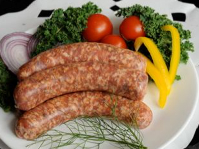 Eckerlin Meats Fresh Mett (Yard Sausage)